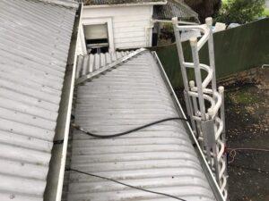 veranda roof wash ponsonby after nzts